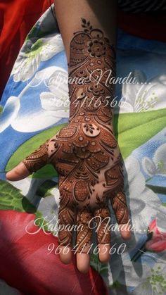 Kashee's Mehndi Designs, Round Mehndi Design, Mehndi Designs For Girls, Mehndi Design Photos, Wedding Mehndi Designs, Mehndi Designs For Fingers, Beautiful Mehndi Design, Mehndi Patterns, Arabic Mehndi