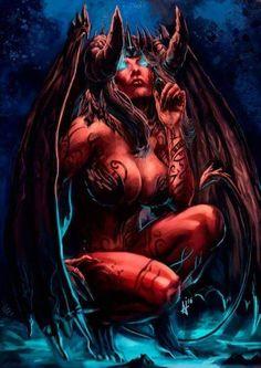 Stunning Demoness ❗✴