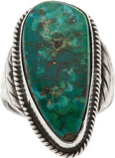 Elvis' Turquoise Ring