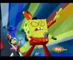 The Final Countdown - the SpongeBob SquarePants version