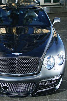 Bentley - Danny's dream car