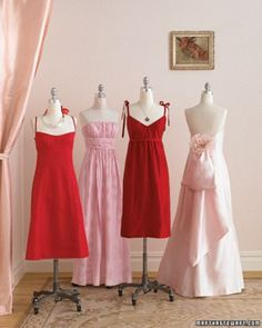 """See the """"Bridesmaids' Attire"""" in our  gallery"""