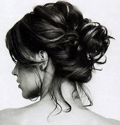 Updos For Short Hair 1