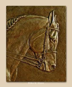 Bas Relief Sculpture by Ann M. Moore 7