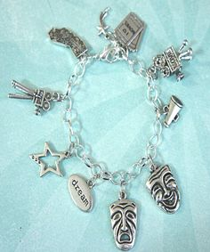 hollywood charm bracelet