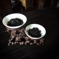 two teas?