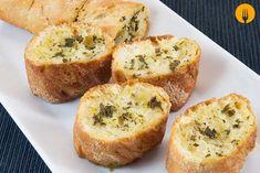 Pan de ajo         |          Recetas de Cocina Casera - Recetas fáciles y sencillas