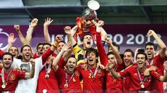 Can Spain Retain the European Championship Titles that they won in 2008 and 2012? Find out more and discount at Soccer Box http://www.soccerbox.com/blog/can-spain-retain-the-european-championship-title/
