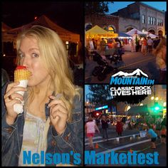 I just love going to the #market. Nelson's Marketfest was a such a great time, can't wait until the next one coming up in August!