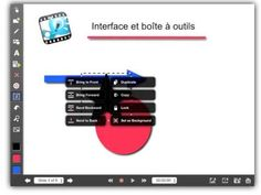 Application iPad Explain Everything - Partie 1