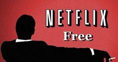conta netflix gratis