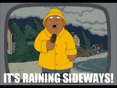 New Yorkers' top 10 rain-related annoyances