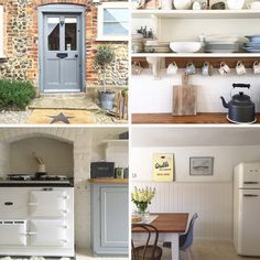 A weekend with the girls in Norfolk – Fabulous Places Cosy Kitchen, Country Kitchen, Country Living, Country Style, Kitchen Ideas, Norfolk Homes, Norfolk Cottages, Coastal Cottage, Coastal Homes