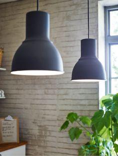 HEKTAR black pendant lamps