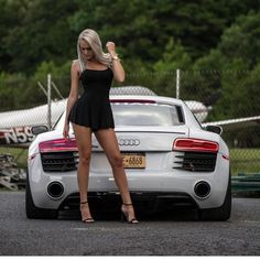 Bad-ass Audi there a car in the picture? Trucks And Girls, Car Girls, Car Poses, Tumbrl Girls, Pin Up, Gorgeous Blonde, Unique Cars, Hot Rides, Top Cars
