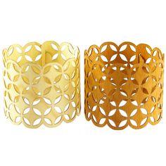 Laser Cut Napkin Rings