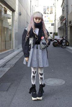 juria tokyo bopper japanese street fashion