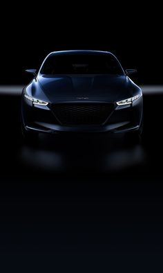 The New York Concept of the Genesis at the 2017 New York Auto Show. The Genesis takes inspiration from the G90 sedan. Find information about design and brand story at Genesis USA.