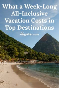 To help you get a feel for how much a week-long all-inclusive stay actually costs, we've plugged in Saturday-to-Saturday travel dates in seven top destinations throughout the Caribbean and Mexico.