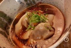 restaurantes, bilbao, oriental , asiatico, kimtxu, dimsung, suhalki, mini zanahoria, caldo, jamon iberico