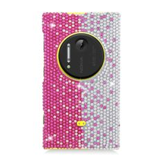 Nokia Lumia 1020 Diamond Case! www.cellcasesusa.com free shipping in the USA and 15% off with code TURKEYUSA