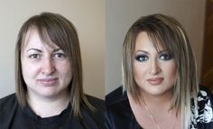 Make-up Miracles: Before and After. Part 3 (20 pics) - Izismile.com