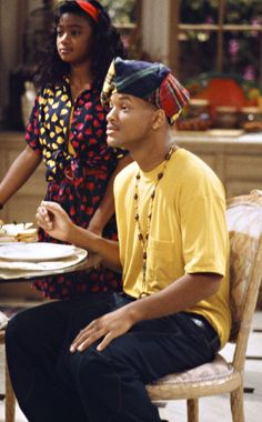 25 Years Later, We Look Back on Will Smith's Best Fresh Prince Looks! from Will Smith's Craziest Looks on The Fresh Prince of Bel-Air