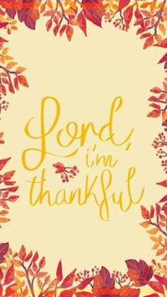TWO Free Thanksgiving iPhone Wallpapers - Six Clever Sisters