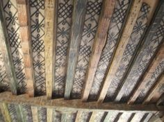 The Medieval Painted ceilings – Picture of Huntingtower Castle, Perth – TripAdvisor – Ceiling 2020 Medieval Houses, Medieval Castle, Castle Painting, House Painting, Painted Ceiling Beams, Ceiling Murals, Ceiling Painting, Tudor Decor, Medieval Paintings