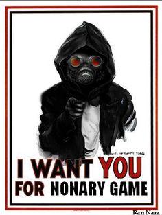 Zero wants you by RanNara.deviantart.com on @DeviantArt