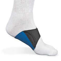 Arch Pro-Tec: Supports the plantar fascia and alleviates soreness, inflammation and discomfort in the arch and heel.