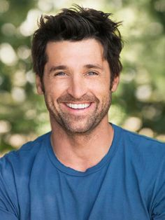 "Patrick Dempsey: Patrick Galen Dempsey (born January is an American actor and race car driver, best known for his role as neurosurgeon Dr. Derek Shepherd (""McDreamy"") on the ABC medical drama Grey's Anatomy. Pretty People, Beautiful People, Eye Candy, Youre My Person, Hollywood, Hommes Sexy, Best Husband, Future Husband, Raining Men"