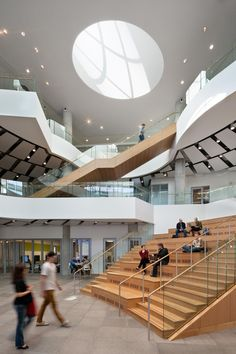 Henry W. Bloch Executive Hall Bloch College Of Management By Moore Ruble Yudell Architects & Planners | IKEA Decoration