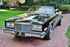 1983 Cadillac Eldorado  Convertible