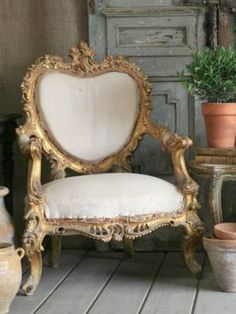 beauty, romance and the little corner chair... it is a poem of itself :)