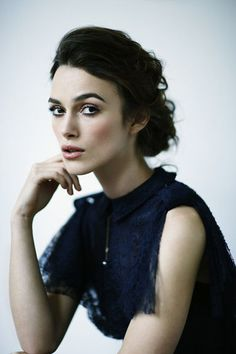 Keira Knightley - for Julia Valerian.  I'm thinking she definitely has the snottiness available ;-) but could she pull off someone young?  Julia is 14 at the beginning of the series....