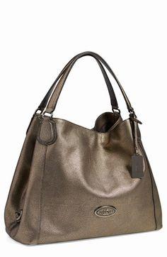 I <3 this new Coach shoulder bag