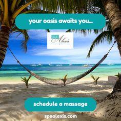 Your oasis awaits you.