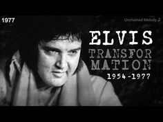 The Amazing Transformation of ELVIS┃18 to 42 Year Old - YouTube