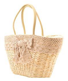"Geanta ""Summer chic"" - Meli Melo - Paris Meli Melo, Summer Chic, Wicker Baskets, Straw Bag, Paris, Casual, Collection, Decor, Fashion"