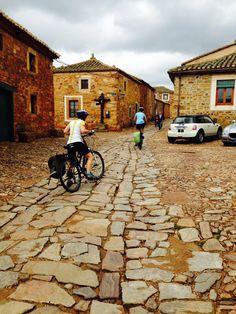 Camino de Santiago bike ride!