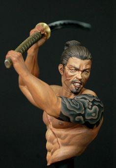 Warrior with Nobachi