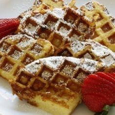 You Can Now Make French Toast in Your Waffle Iron