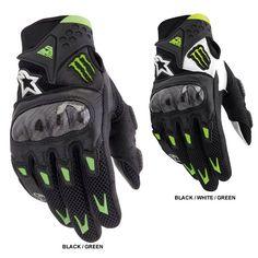 Monster Energy Motocross gloves