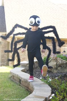 You guys are so sweet! Thanks for all the love on the No-Sew Spider Costume I made last week! It really was a simple one….so I hope it was helpful for those who want to whip it up for Halloween this year! Anyway, there were plenty of you who said you could get some use...Read More »