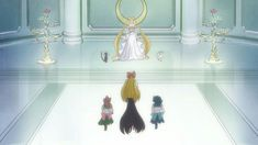 Sailor Moon Crystal Act 9 – Princess Serenity and the cats with the Sailor Guardians Sailor Moon Sailor Stars, Sailor Moon Manga, Sailor Moon Crystal, Sailor Venus, Neo Queen Serenity, Princess Serenity, Sailor Moon Screencaps, Moon Princess, Moon Illustration