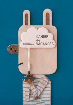 01 Isidro Ferrer Cahiers Cahier de Vacances