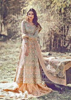 Farah & Fatima Pakistani couture