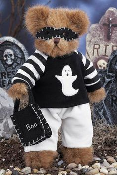 NEW Bearington Collection Bobby Boo Teddy Bear www.TheConsignmentBag.com We ship Worldwide and New Items arrive daily! Follow us and have items delivered straight to your front door!