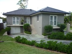 Photo of a weatherboard house exterior from real Australian home - House Facade photo 207076
